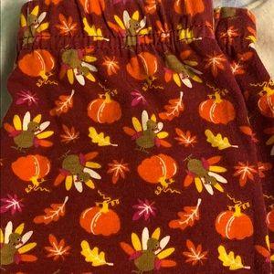 Little Lass Matching Sets - Little Lass Thanksgiving Outfit